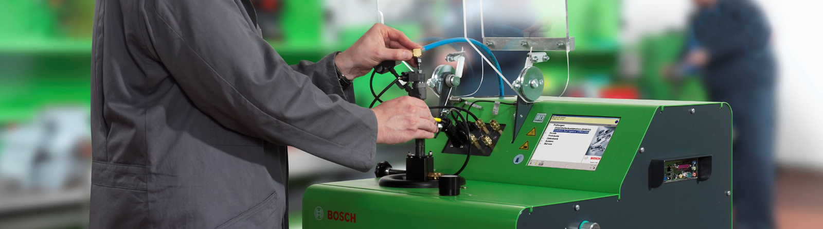 Betere Injectoren testen - Büchli IU-77